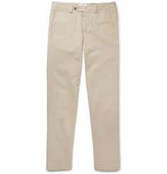 AMI Tapered Slim-Fit Cotton Chinos