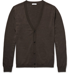 Boglioli Virgin Wool Cardigan