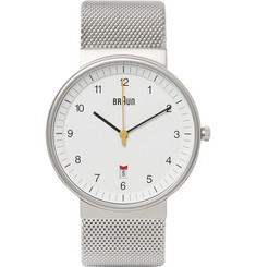 Braun BN0032 Stainless Steel Watch