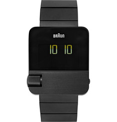 Braun - BN0106 Stainless Steel Watch