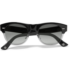 Gucci - Square-Frame Acetate Sunglasses