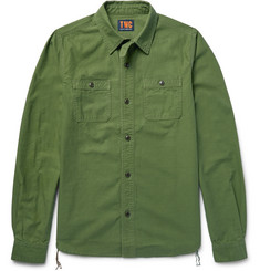 The Workers Club Nep Cotton-Twill Shirt
