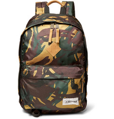 Eastpak Out of Office Camouflage-Print Canvas Backpack