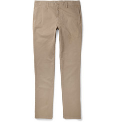 Aspesi - Slim-Fit Cotton-Twill Chinos