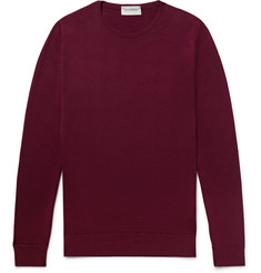 John Smedley Cleves Merino Wool Sweater