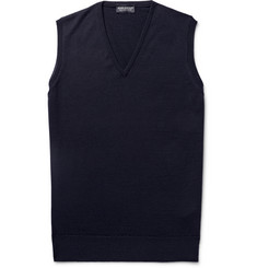 John Smedley - Hadfield Merino Wool Sweater Vest