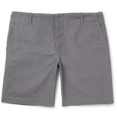 Freemans Sporting Club Cotton-Ripstop Shorts