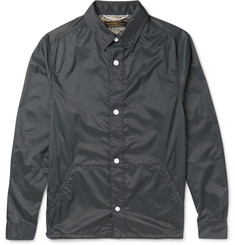 Freemans Sporting Club Slim-Fit Nylon-Ripstop Coach Jacket