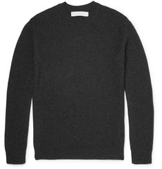 Private White V.C. Waffle-Knit Cashmere Sweater