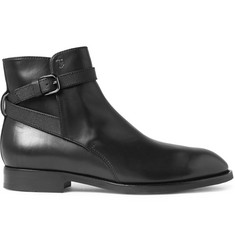 Tod's Jodhpur Leather Boots