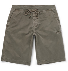 James Perse Stretch-Cotton Shorts