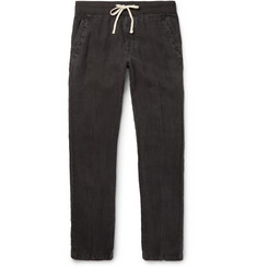 James Perse Drawstring Linen Trousers