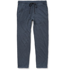 James Perse Slim-Fit Loopback Cotton-Jersey Sweatpants