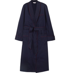 Derek Rose Nelson Cotton Robe