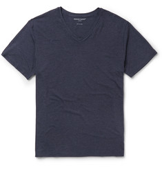 Derek Rose - Marlowe Slim-Fit Stretch Micro Modal Pyjama T-Shirt