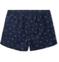 Derek Rose Nelson Cotton Boxers