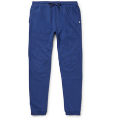Derek Rose Devon Tapered Brushed-Cotton Jersey Sweatpants