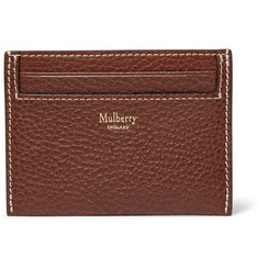 Mulberry - Full-Grain Leather Cardholder