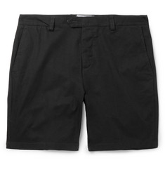 AMI Cotton-Gabardine Shorts