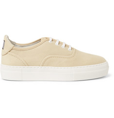 AMI Canvas Sneakers
