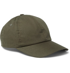 AMI Cotton-Gabardine Baseball Cap