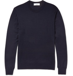 AMI - Slim-Fit Merino Wool Sweater