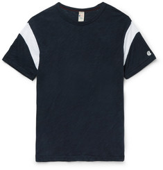 Todd Snyder + Champion Slim-Fit Slub Cotton-Jersey T-Shirt