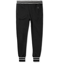 Todd Snyder + Champion - Tapered Loopback Cotton-Jersey Sweatpants