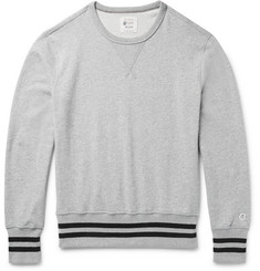 Todd Snyder + Champion Loopback Cotton-Jersey Sweatshirt