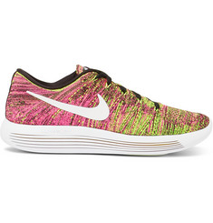 Nike Running - LunarEpic Low Flyknit Mesh Sneakers