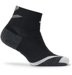 Nike - Elite Cushion Quarter Dri-FIT Running Socks