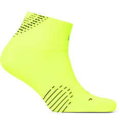 Nike Elite Lightweight Quarter Dri-FIT Running Socks