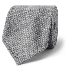 Drake's 8cm Wool and Cashmere-Blend Tie