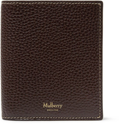 Mulberry - Full-Grain Leather Trifold Wallet