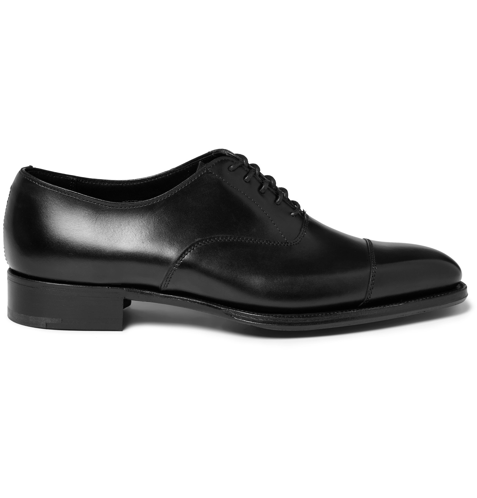 a4cc61bb3c4ec4 Kingsman - + George Cleverley Leather Oxford Shoes