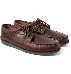 Quoddy - Leather Derby Shoes
