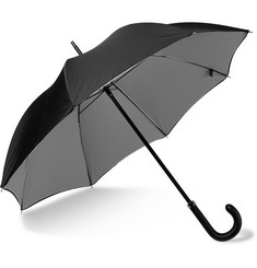 London Undercover Wood-Handle Umbrella