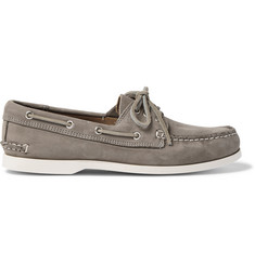 Quoddy - Downeast Nubuck Boat Shoes