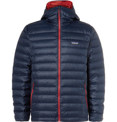 Patagonia - Quilted Shell Hooded Down Jacket