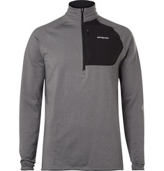 Patagonia Speedwork Thermal Stretch-Jersey Top