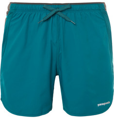 Patagonia Strider Pro Shell and Mesh Running Shorts