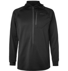 Patagonia R1 Polartec® Power Grid™ Fleece-Back Jersey Hoodie