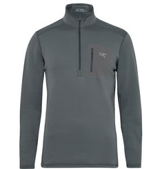 Arc'teryx Rho AR Fleece-Back Polartec® Power Stretch® Base Layer