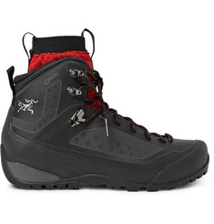Arc'teryx Bora2 Mid GORE-TEX® and Rubber Hiking Boots