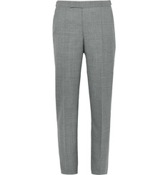 Richard James Hyde Mélange Wool Suit Trousers