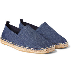 Folk - Denim Espadrilles
