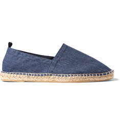Folk Denim Espadrilles