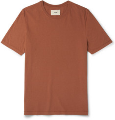 Folk Panelled Cotton-Jersey T-Shirt