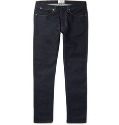 Acne Studios - Max Raw Slim-Fit Stretch-Denim Jeans