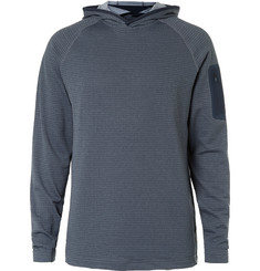 BURTON Grid Polartec® Fleece Hooded Base Layer